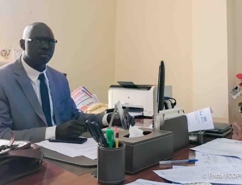«Le développement local ne se fera pas sans la participation  effective des populations». Baba Nidaye, Président du Rctb