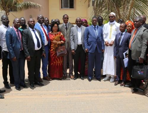 Gestion participative : La RD Congo compte s'inspirer de l'expérience de la commune de Dalifort-Foirail